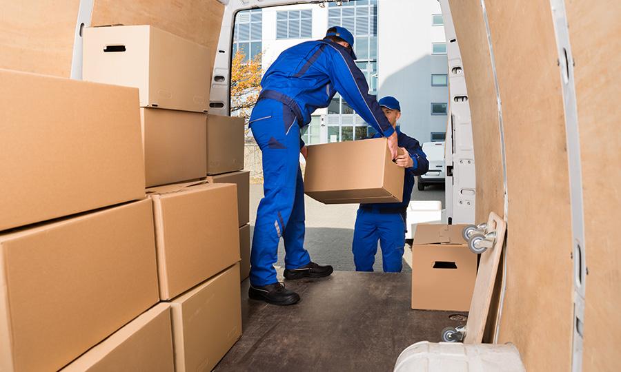 Door to Door-Delivery